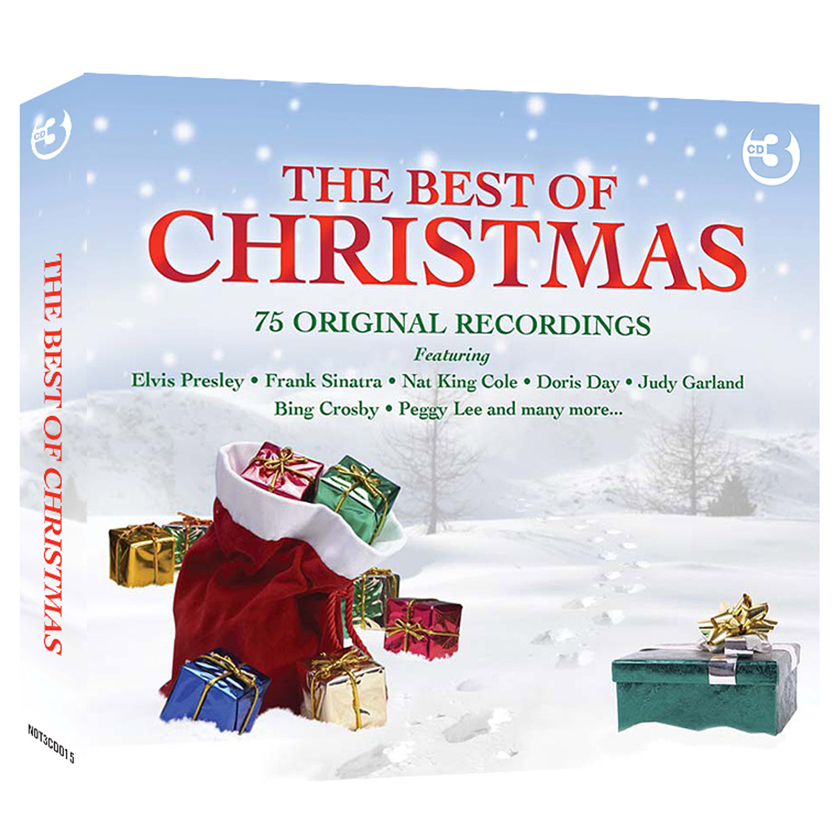 The Best of Christmas: 75 Original Recordings