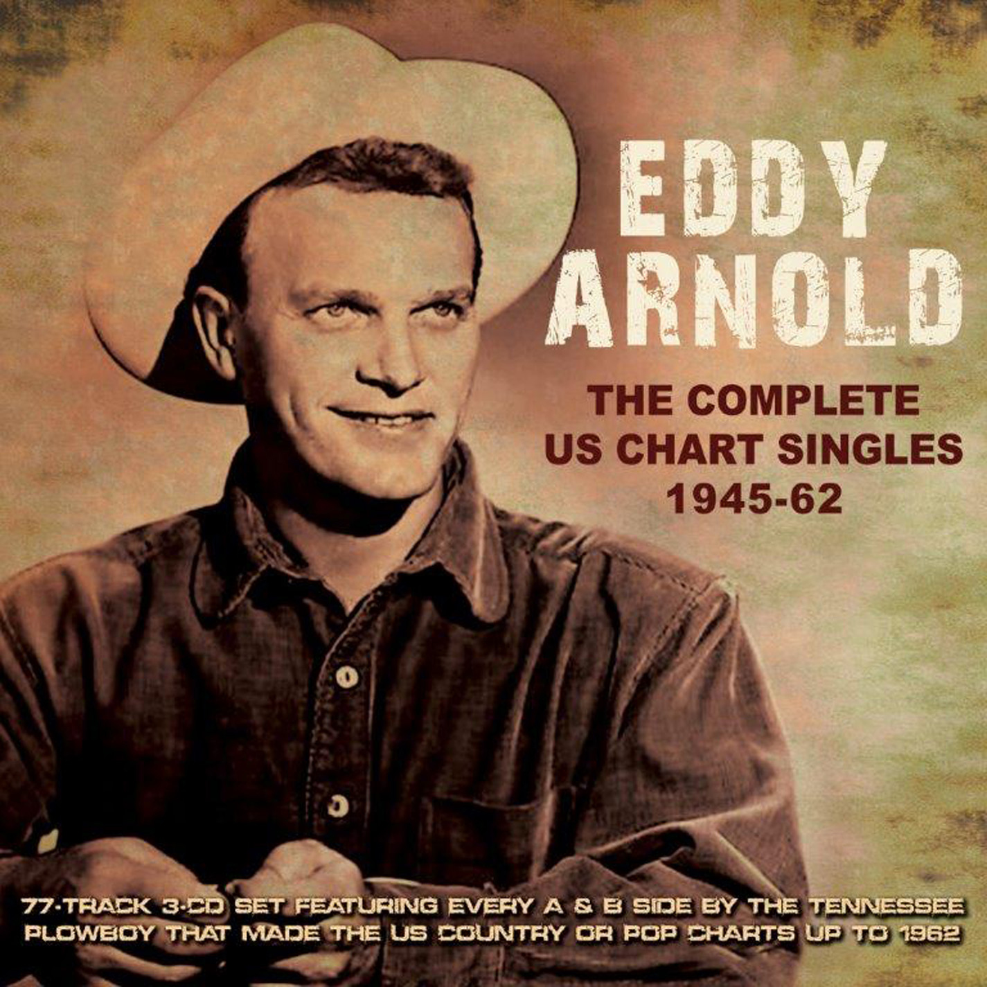 Eddy Arnold - All I'm Missing Is You
