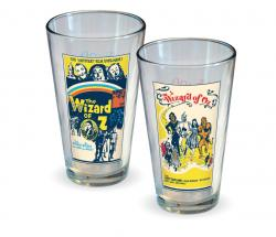 Wizard of Oz Pint Glasses