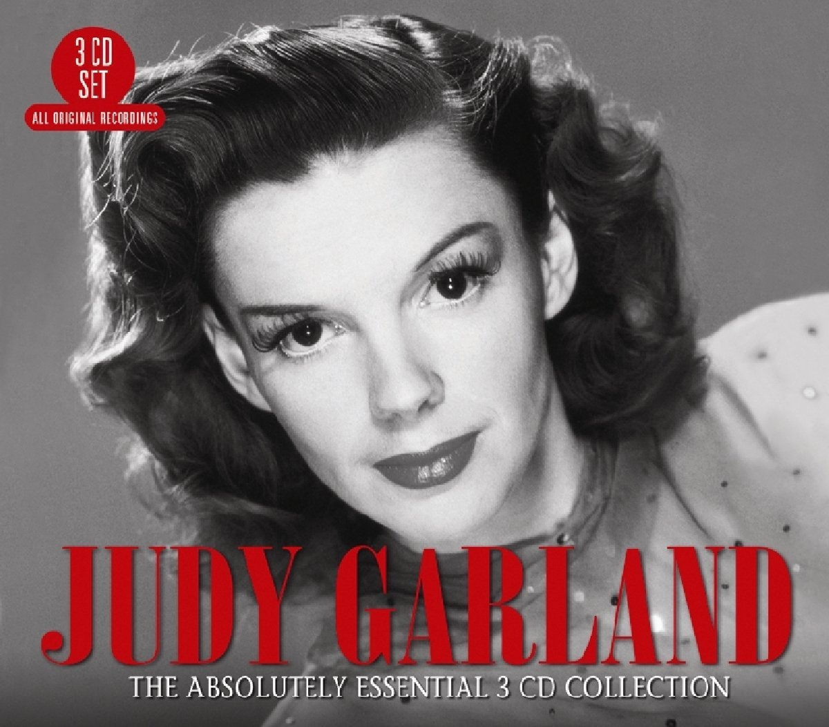 Judy Garland: The Absolutely Essential 3 CD Collection