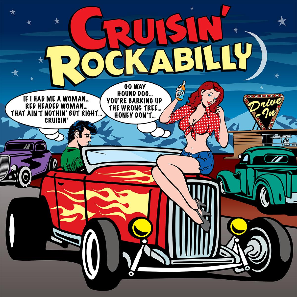 Cruisin Rockabilly